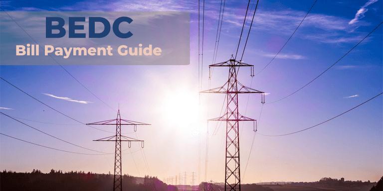 BEDC Online Payment | Benin Electricity Postpaid Bill Payment Guide