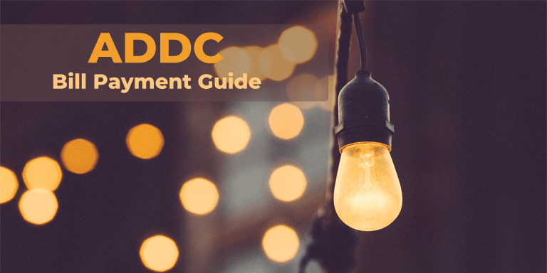 ADDC Bill Payment Guide