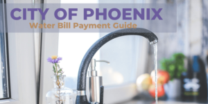 City of Phoenix Water Bill Payment | Phx City Services Utility Quick Pay Guide
