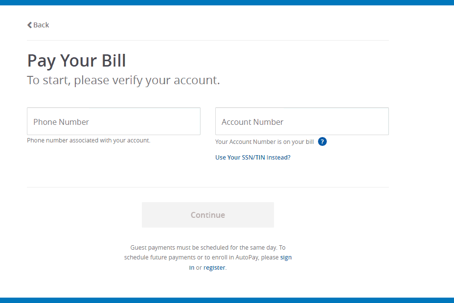 PECO Bill Pay