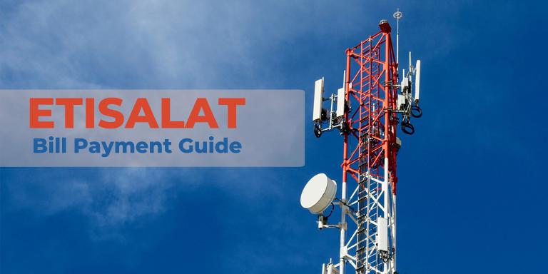 Etisalat Bill Payment Guide