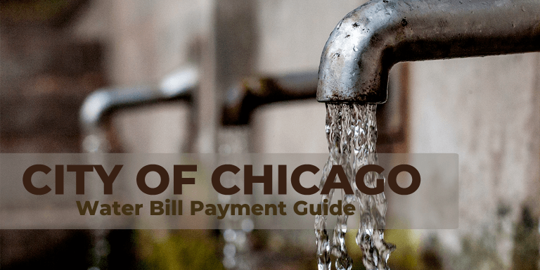 City of Chicago Water BillPayment Online | Chicago Utility Bill Quick Pay Guide