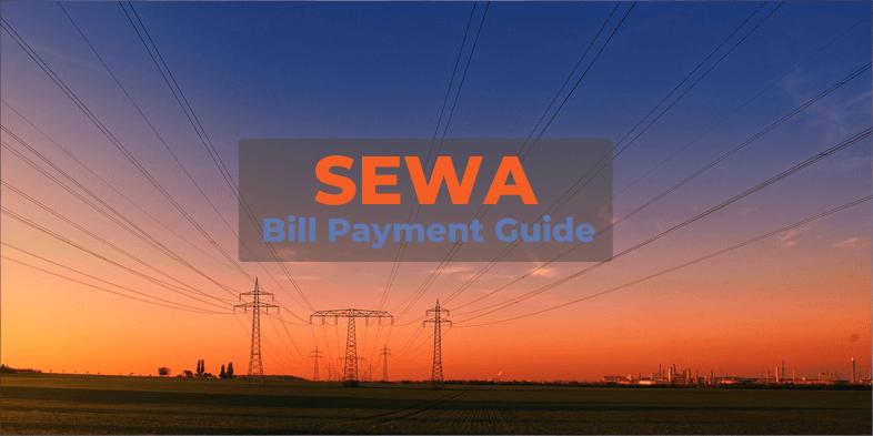 SEWA Bill Payment FeaturedImage